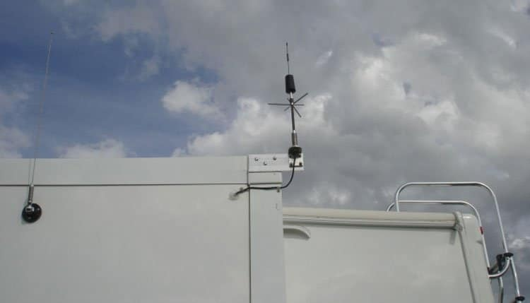 RV Cell Phone Booster