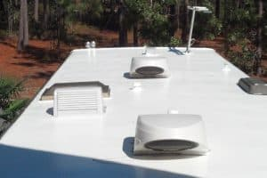 RV Roof Cleaner