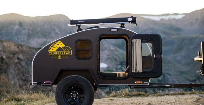 7 Best Teardrop Campers With Ac Stay Cool Crow Survival