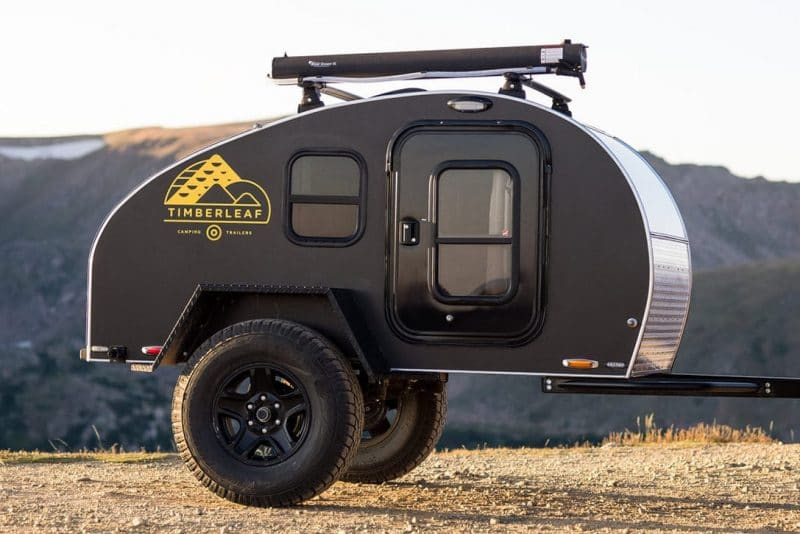 Timberleaf Pika Travel Trailer