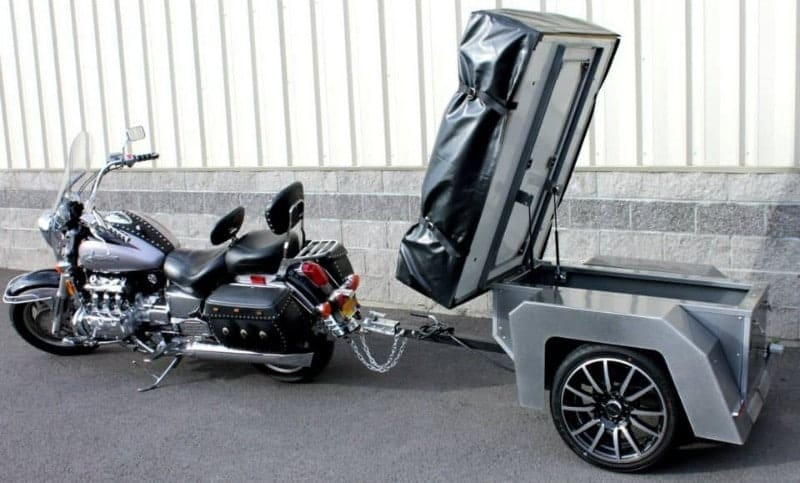 12 Best Motorcycle Campers For Sale You Can Buy Today 3