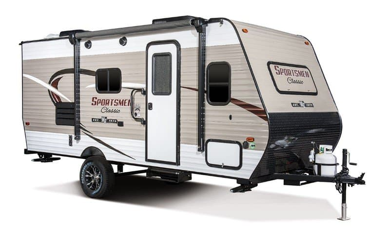 KZ Sportsmen Classic Travel Trailer