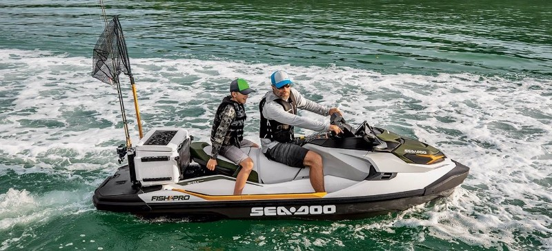 Can you use a Jet Ski for Fishing? - Crow Survival