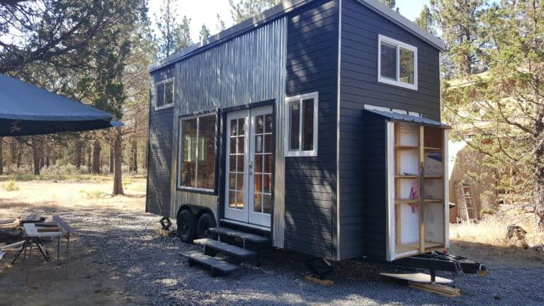 tiny house weigh   examples crow