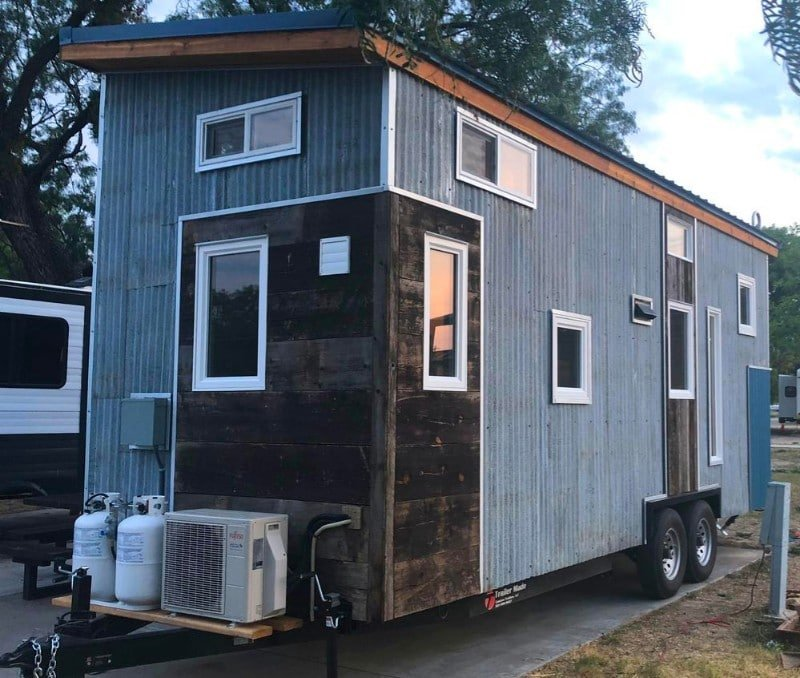 13 Exquisite Tiny Houses on Wheels for Sale in 2019 2