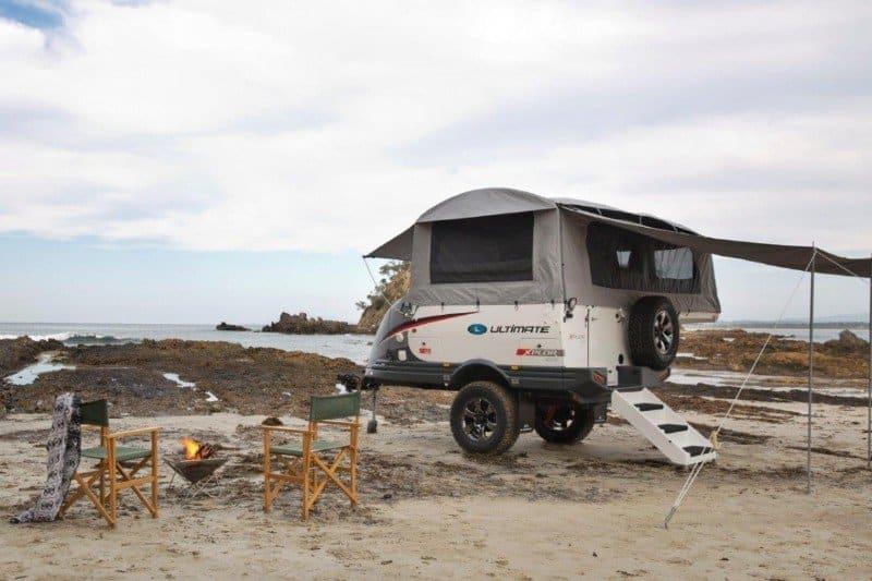 XPLOR GT Off Road Camper