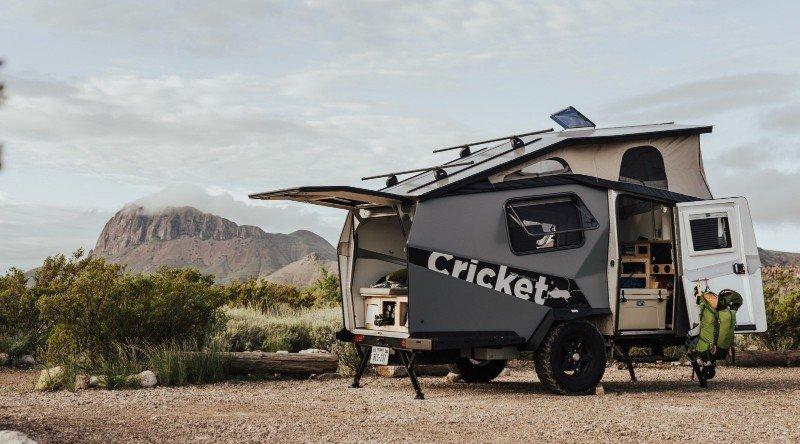 Taxa Outdoors Cricket Camper