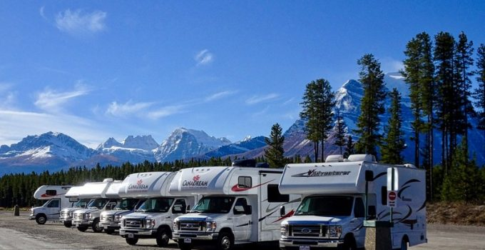 how to finance an rv