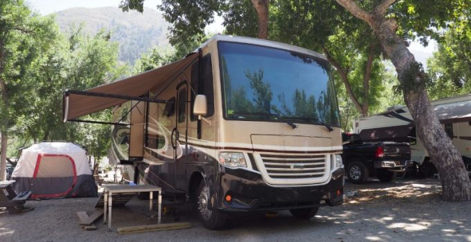 how to get internet in an RV