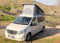 minivan camper