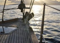 the best and worst things about living on a sailboat