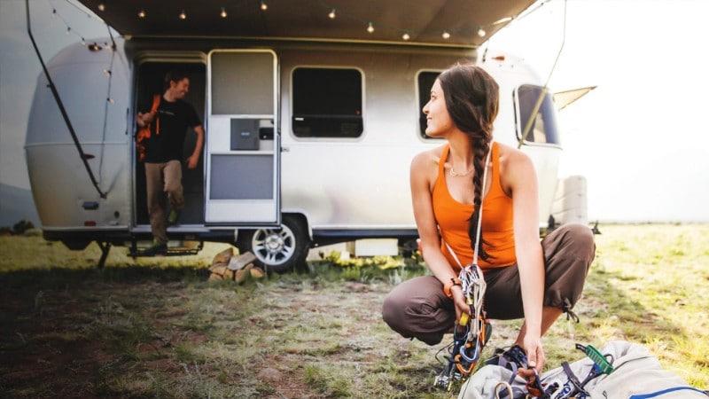 Airstream Sport Travel Trailer