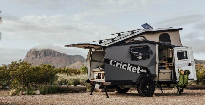 TAXA Cricket Camper Trailer