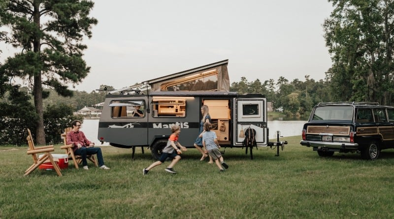 7 Best Small Luxury Travel Trailers 1
