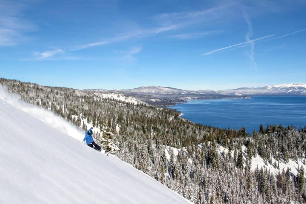 Best Places To Ski Near San Francisco