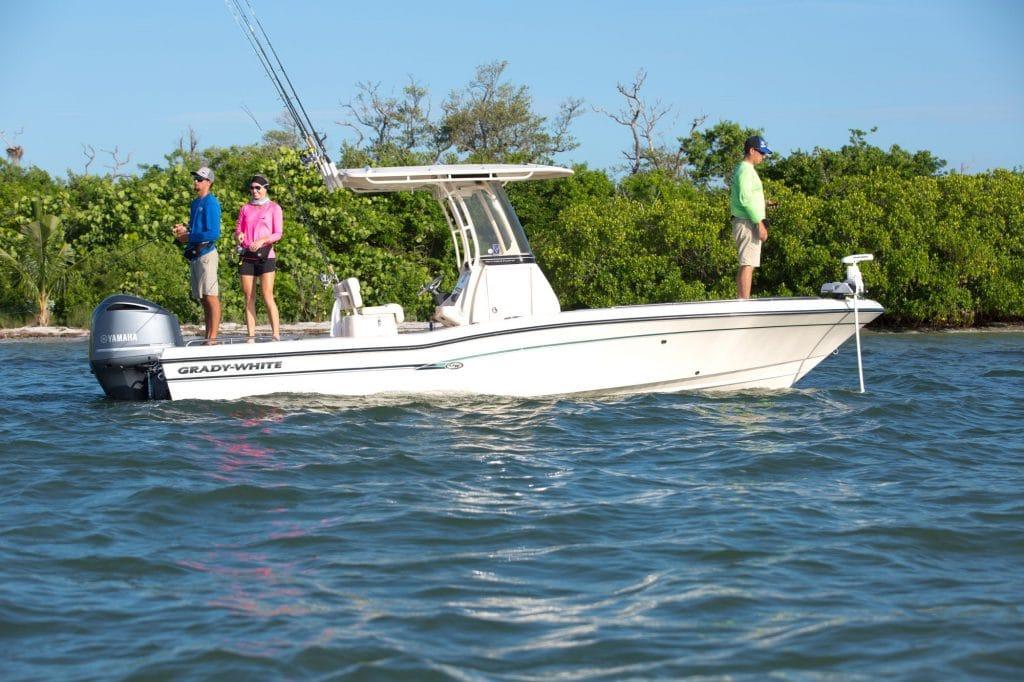 Grady White 251 Coastal Explorer