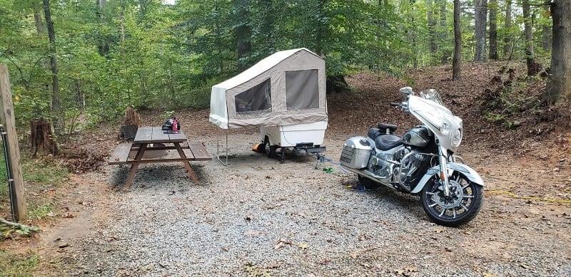 Kompact Kamp Mini Mate