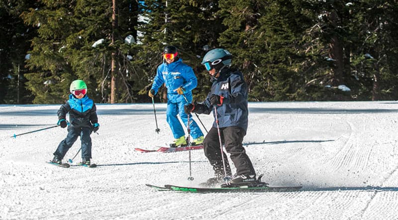 The Kirkwood Ski Resort