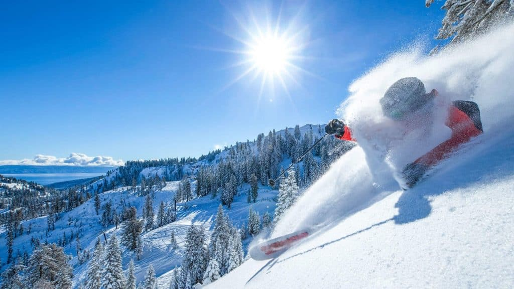The Squaw Valley Resort