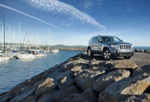 Are Jeep Grand Cherokee's Good For Off-Road