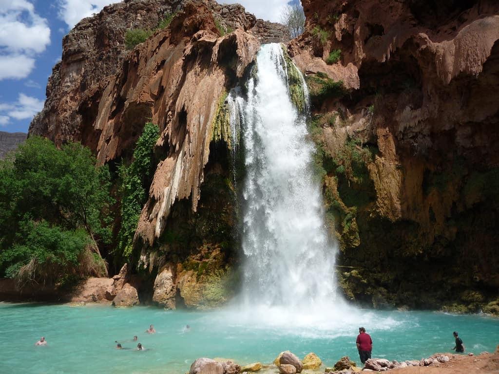 Best Time to Hike Havasupai Falls