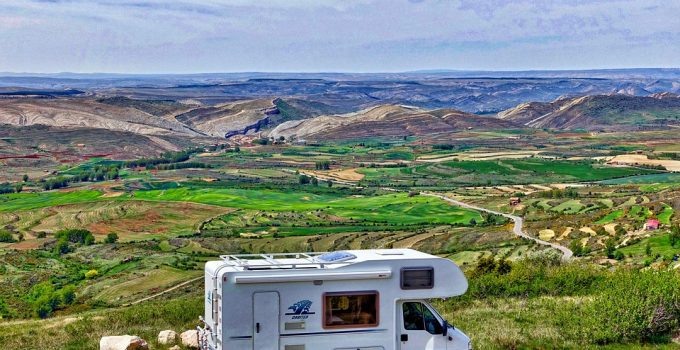 How To Sanitize An RV Freshwater System Without Bleach