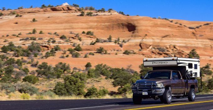 Luxury Truck Campers