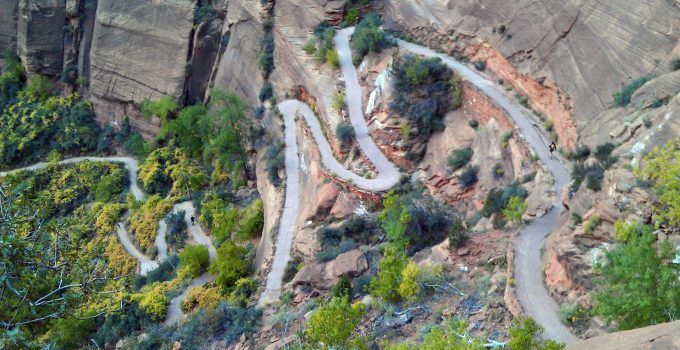 What Is Switchbacks Hiking