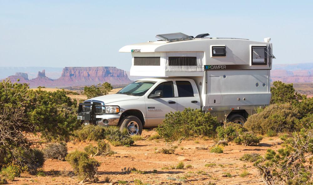 XP Camper V1 Truck camper