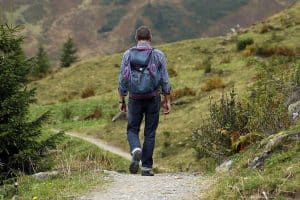 how far can you hike in a day