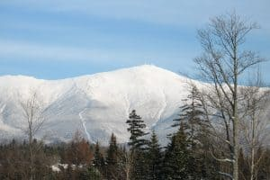 how long does it take hike mount washington