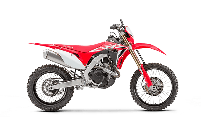 2020 crf450x red