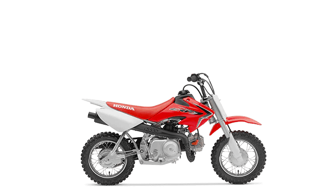 2020 crf50f red