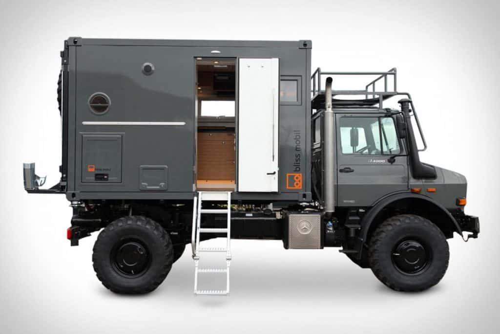 9 Excellent Camper Trucks Reviewed 3