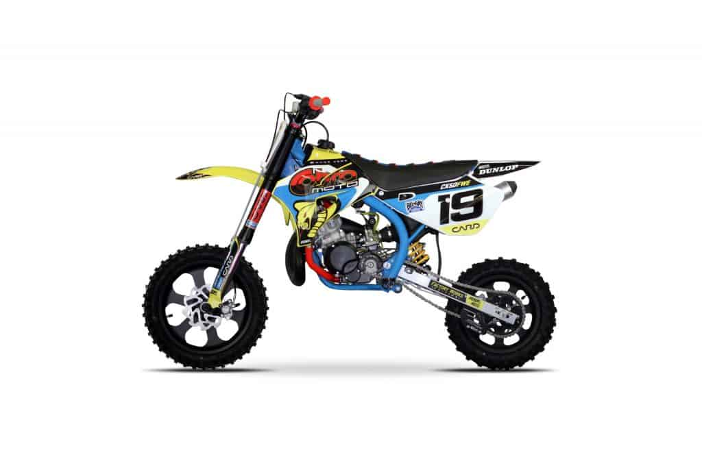 10 Best 50cc Dirt Bikes for Kids 6