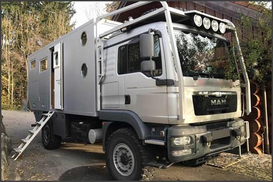 9 Excellent Camper Trucks Reviewed 1