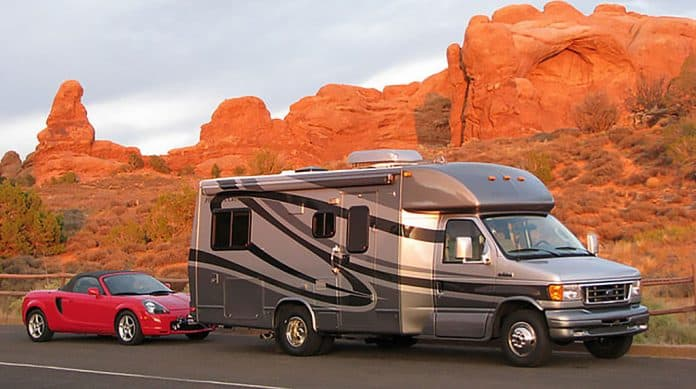 Best Used Cars to Tow Behind A Motorhome or RV