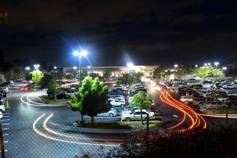 Costco Overnight RV Parking