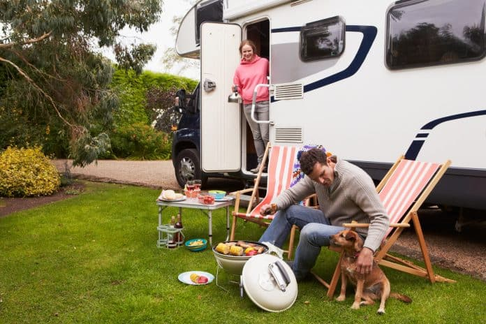 Must-Have Dog RV Accessories