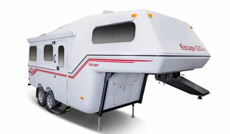 Escape Trailer Industries 5th wheel