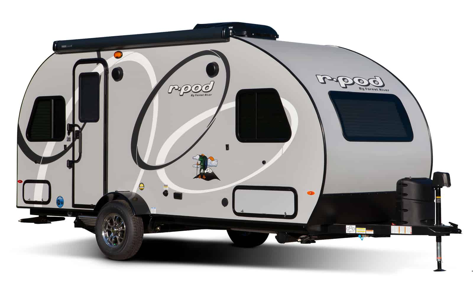 Forest River R-Pod Travel Trailer