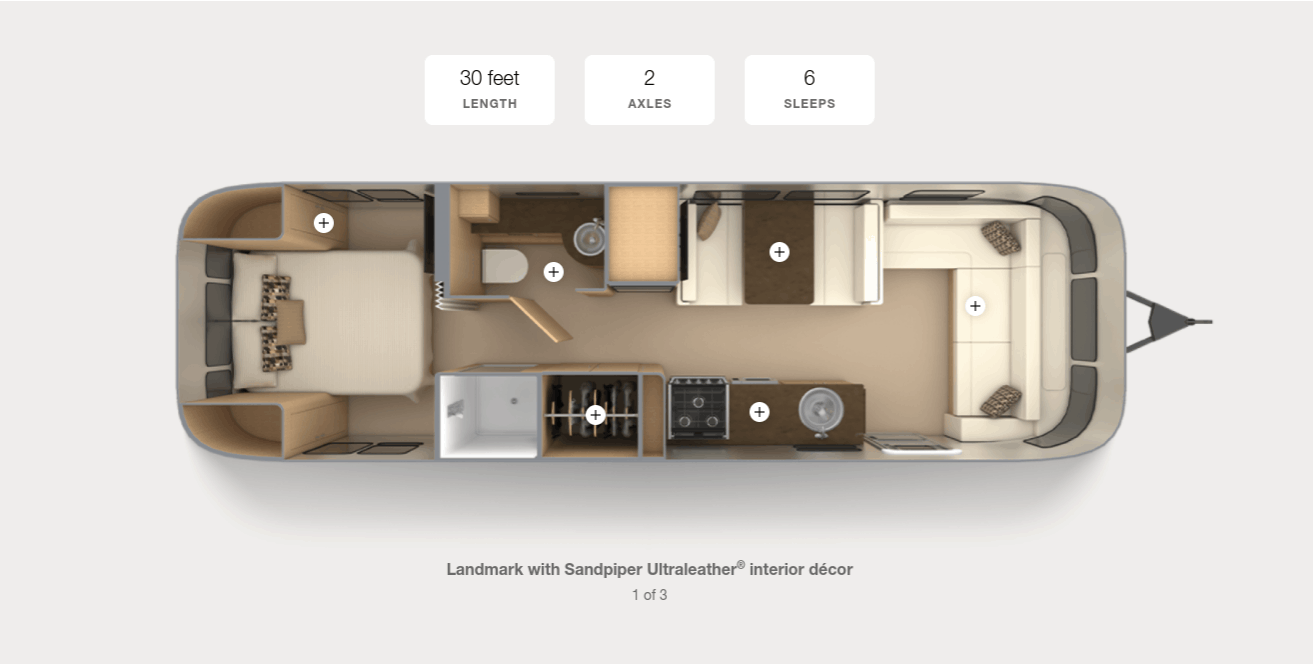 screencapture www airstream com travel trailers flying cloud floorplans 30rb 1593001174331