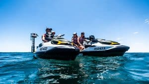 Can You Wakeboard Behind a Jet Ski