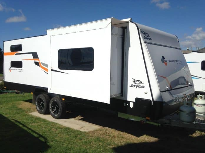 RV Slide Goes Out But Not In