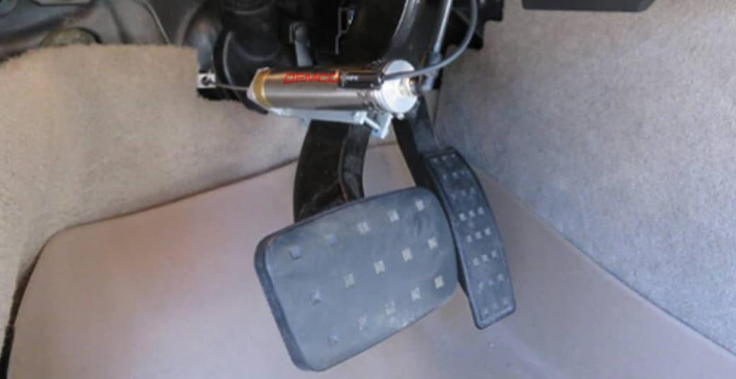 Air Force One Braking System work