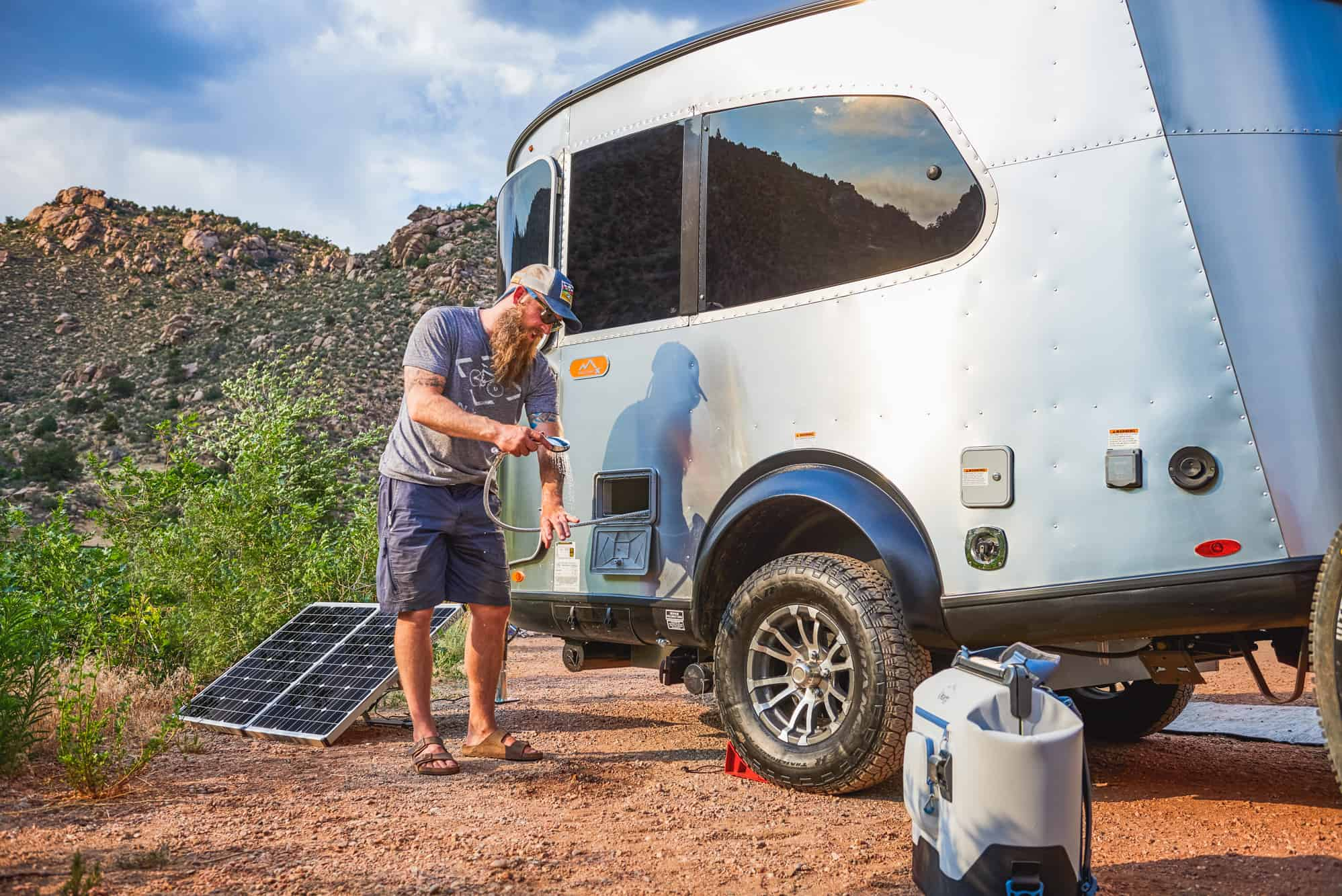 Airstream Basecamp X Off-Road Camper