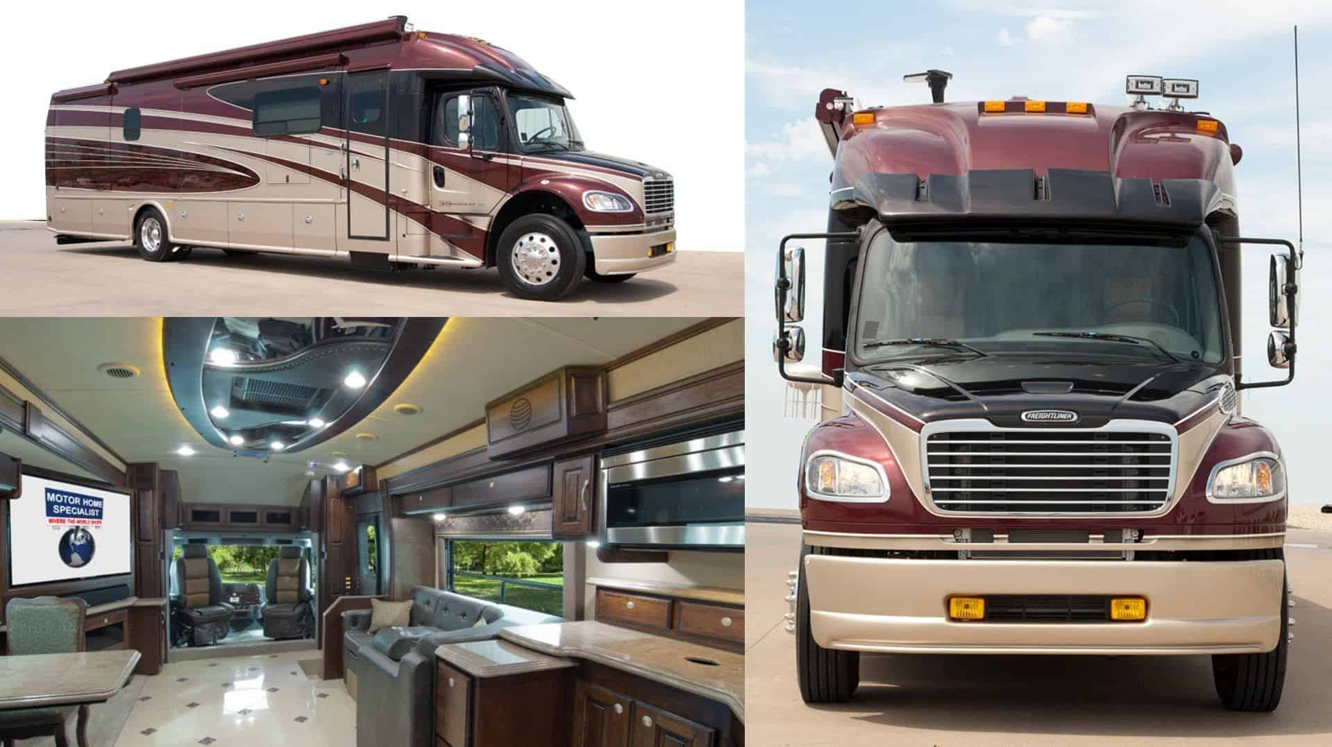 CDL To Drive A Super C RV