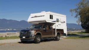 Camper Truck