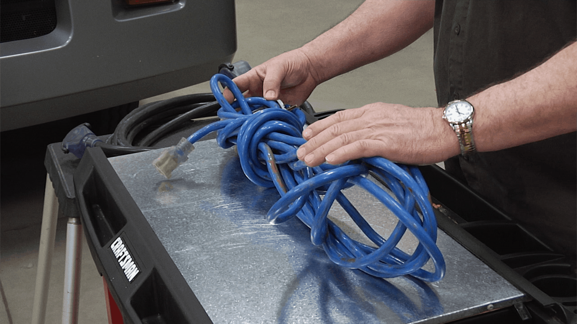 Can I Use An Extension Cord For My RV