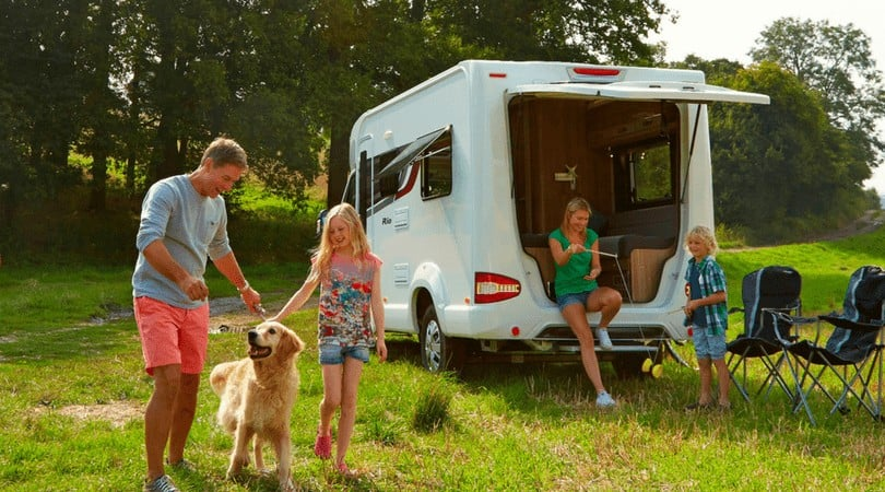 Can You Ride in an RV?